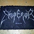 Emperor og logo patch