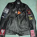 Battle Jacket - My new leather jacket!