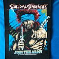 """Patch - Suicidal Tendencies """"Join the Army"""" Backpatch"""