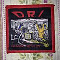 D.R.I - Dealing with it patch