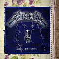 Metallica - Ride the lightning vintage patch