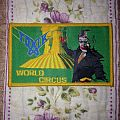 Toxik - World Circus patch