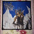 Cruel Force - The rise of satanic might Patch