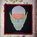 Kreator - Coma of souls vintage patch