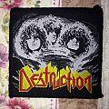 Destruction - Eternal devastation vintage patch