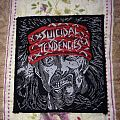 Suicidla tendencies - Join the army vintage patch