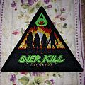 Overkill - Feel the fire patch