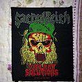 Sacred Reich - Violent Solutions vintage patch