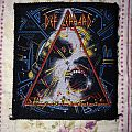 Def Leppard - Hysteria vintage patch