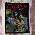Exumer - rising of the sea vintage patch