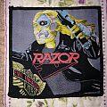 Razor - Evil Invaders patch