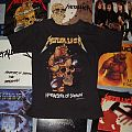 Metallica - Harvester of Sorrow TShirt or Longsleeve