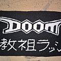 DIY Doom Rush Hour of the Gods Patch