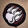 DIY Winery Dogs Patch