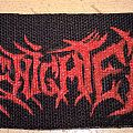 Benighted - Patch - DIY Benighted Patch