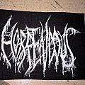 Horrendous - Patch - DIY Horrendous Patch
