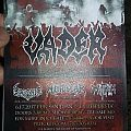 Vader Live in Puerto Rico flyer  Other Collectable