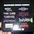 Malevolence Records Presents Volumen III compilation