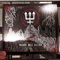Watain's Trident Wolf Eclipse Tape / Vinyl / CD / Recording etc