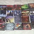 Puerto Rican Metal Cd collection