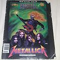 Old Metallica Comic Other Collectable