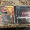 Angra's Fireworks and Death Angel's Act III cds Tape / Vinyl / CD / Recording etc