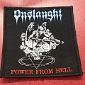 Onslaught Power From Hell patch