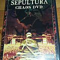 Sepultura Chaos Dvd  Other Collectable