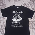 Onslaught - TShirt or Longsleeve - Onslaught- Power From Hell