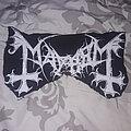 Mayhem - Other Collectable - Mayhem shirt remains
