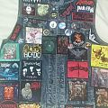 Revocation - Battle Jacket - Another update to my jacket