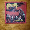 Gladiator - Designation Woven Patch