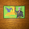 Toxik - World Circus Bootleg Woven Patch