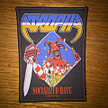 Atrophy - Socialized Hate Woven Patch