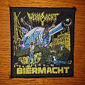 Vintage Wehrmacht - Biermacht Woven Patch