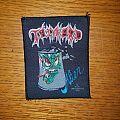 Vintage Tankard - Alien Woven Patch