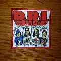 DRI - Four Of A Kind Woven Patch