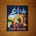 Sodom - Agent Orange Woven Patch