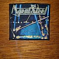 Agent Steel - Unstoppable Force Woven Patch