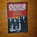 Kreator - Extreme Agression Woven Patch