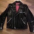 None - Battle Jacket - Jofama Style 80s Biker Jacket