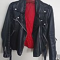 Jofama Leather Jacket Size 36