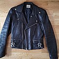 None - Battle Jacket - Leather jacket made in england