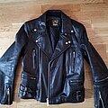 None - Battle Jacket - Leather jacket echtes Leder