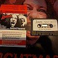 Venom - Tape / Vinyl / CD / Recording etc - Venom - Nightmare Promo cassette