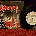 "Venom  - Bloodlust 7"" Tape / Vinyl / CD / Recording etc"