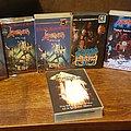 Venom - Tape / Vinyl / CD / Recording etc - Venom VHS collection