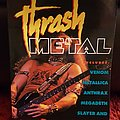Thrash Metal book Other Collectable