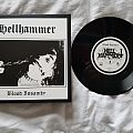 """Hellhammer - Blood Insanity 7"""""""