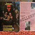 Venom- 2 page column in German mag  Other Collectable